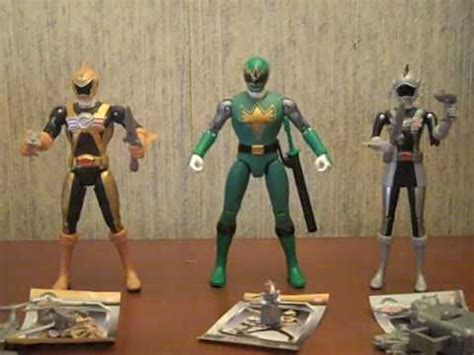 Review: Power Rangers RPM Gold, Silver, and SL Super