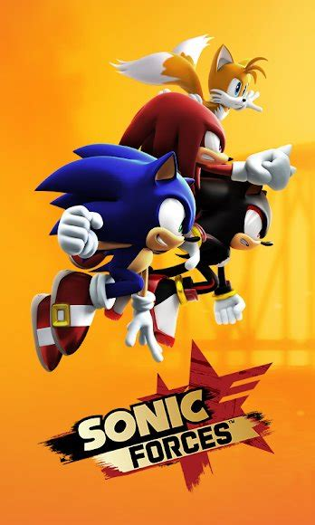 Download Sonic Forces [MOD Unlocked] 2