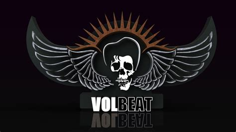 Volbeat - The Gates Of Babylon Backing Track (drums and