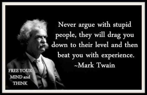 Arguing With Ignorant People Quotes
