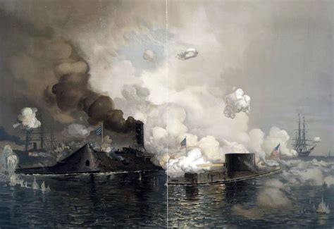USS Monitor (1862) Ironclad Gunboat Image (pic15)