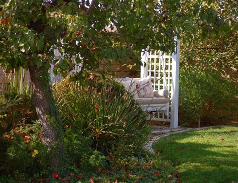 Backyard Swing | Backyard swings, Garden spaces, Garden