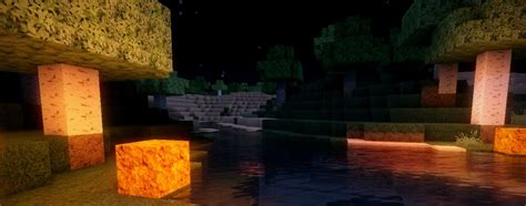 Minecraft mod adds beautiful lighting and water | PC Gamer