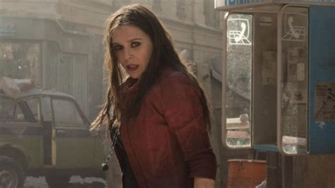 Avengers: Infinity War Set Video Features Scarlet Witch