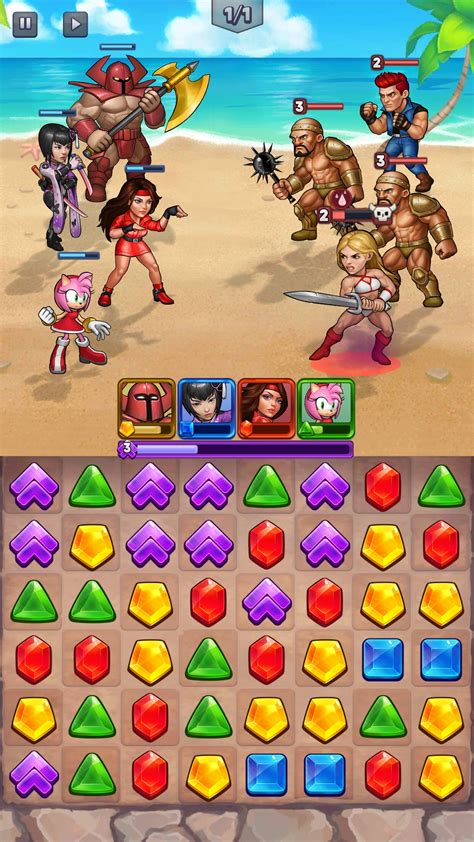 'SEGA Heroes' Review – Welcome to the Previous Level