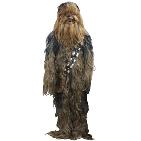 "Star Wars Chewbacca ""Wookie"" Super Edition Deluxe Adult"