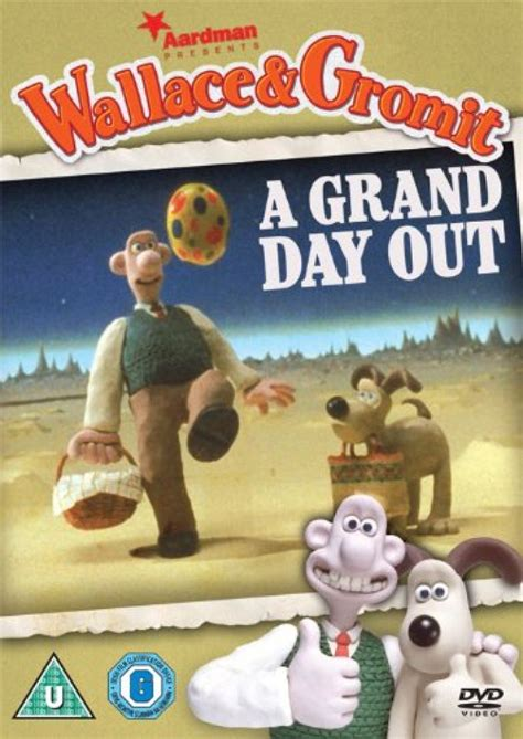 Wallace and Gromit: A Grand Day Out DVD - Zavvi UK