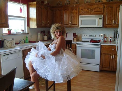 Pin by Morterman Nine on frilly wear | Poofy skirt, Sissy