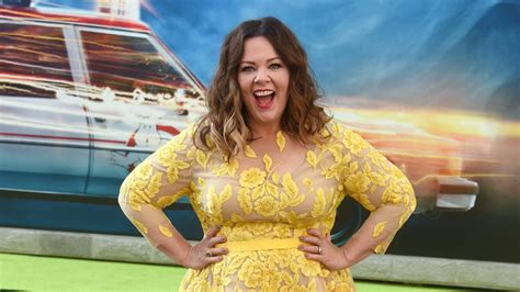 Melissa McCarthy Works Her Own Designs on 'Ghostbusters