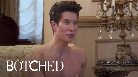 """""""Human Ken Doll"""" Looks Fit, But Is He? 