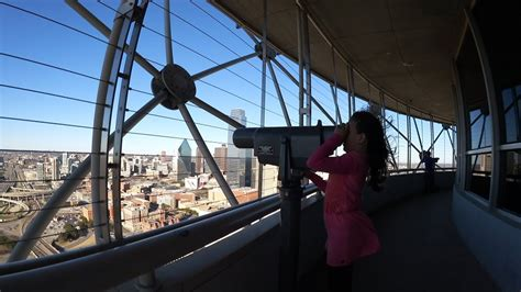 The GeO-Deck at Reunion Tower - YouTube