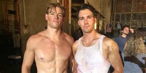 Trevor Donovan Films 'Wolf Hound'- See Exclusive Pics From