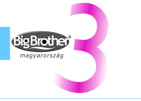 Ősszel jön a Big Brother 3 - comment:com